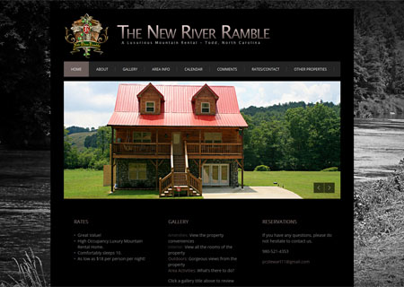 The New River Ramble